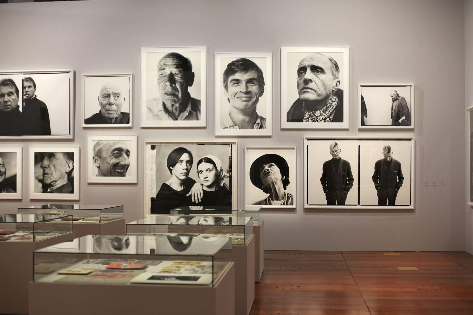 Vue de l'exposition © Photo Éric Simon