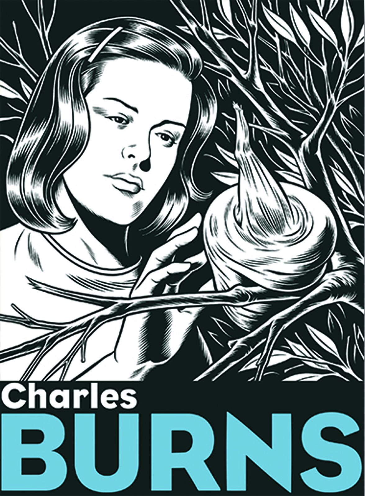 Expo Illustration Contemporaine: Charles BURNS