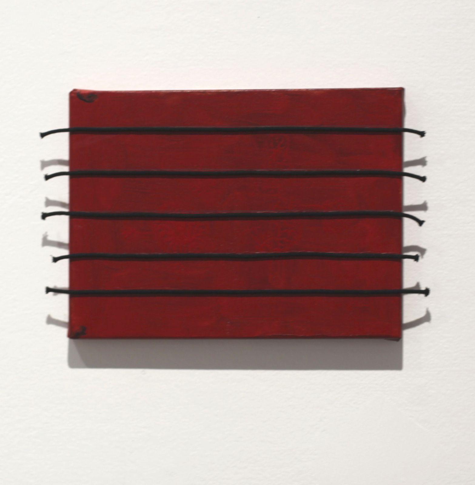 """""""Untitled"""", 2014 de Régina BOGAT - Courtesy Galerie Zürcher © Photo Éric Simon"""