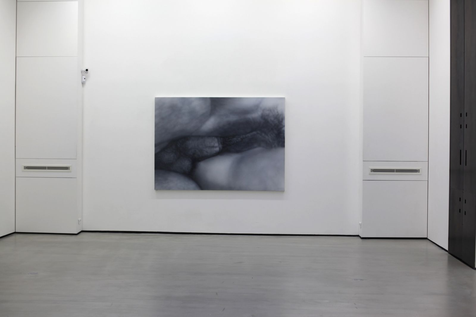 """Fuck Painting #42"", 2011 de Betty TOMPKINS - Courtesy Galerie Christophe Gaillard  Photo Éric Simon"