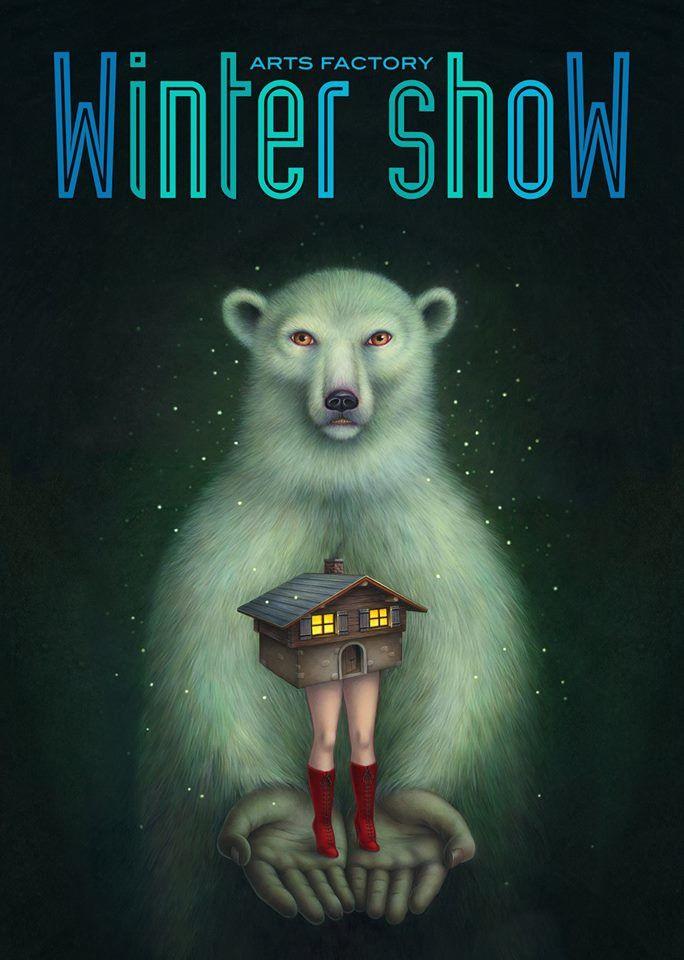 Expo Illustration Contemporaine: WINTER SHOW