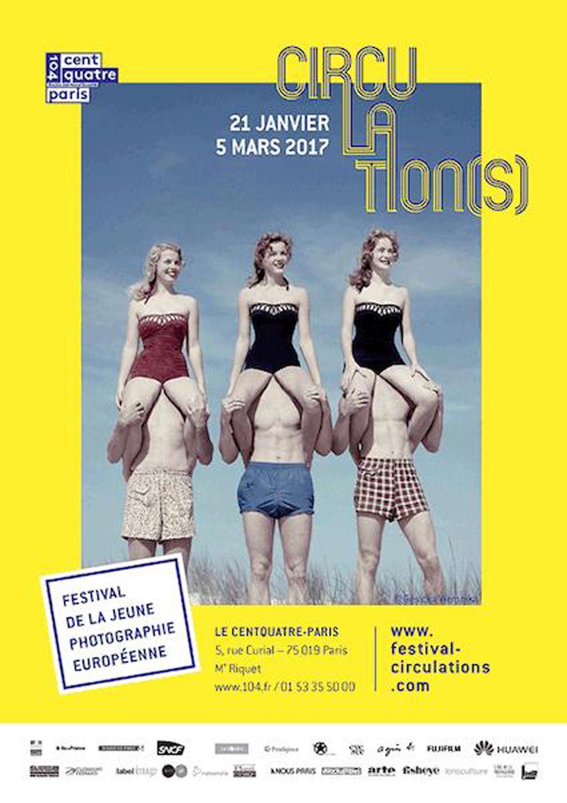 Festival Circulation(s) – Jeune Photographie Européenne 2017