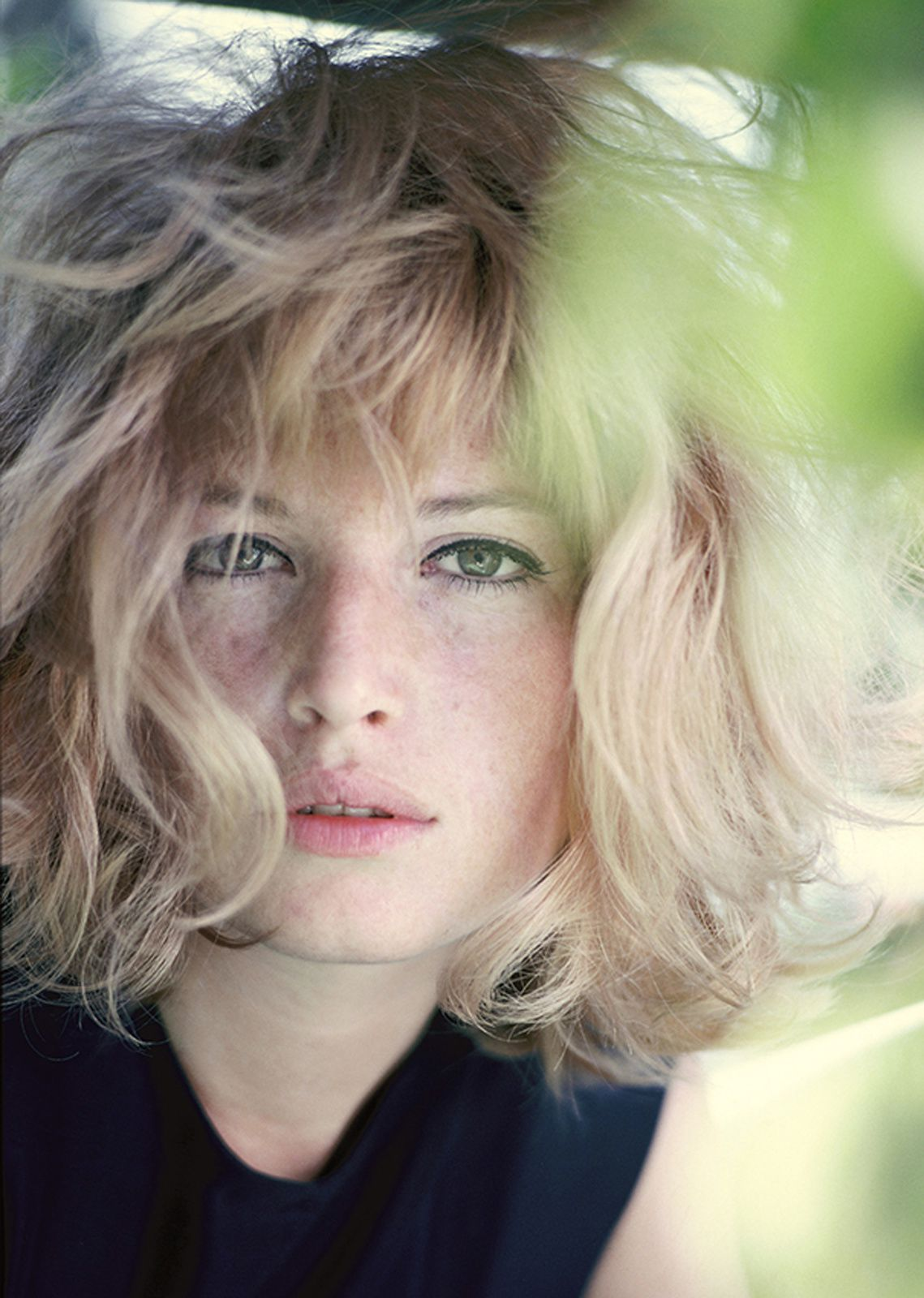 """Monica VITTI - Cinecitta, Rome"", 1960 - Courtesy Studio Willy Rizzo"