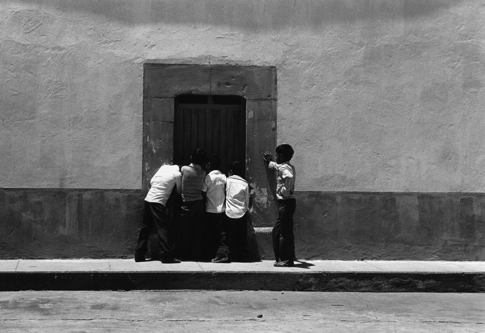 """""""Santiago Bayacara, Mexique"""", 1982 de Baudouin LOTIN - Courtesy MEP"""