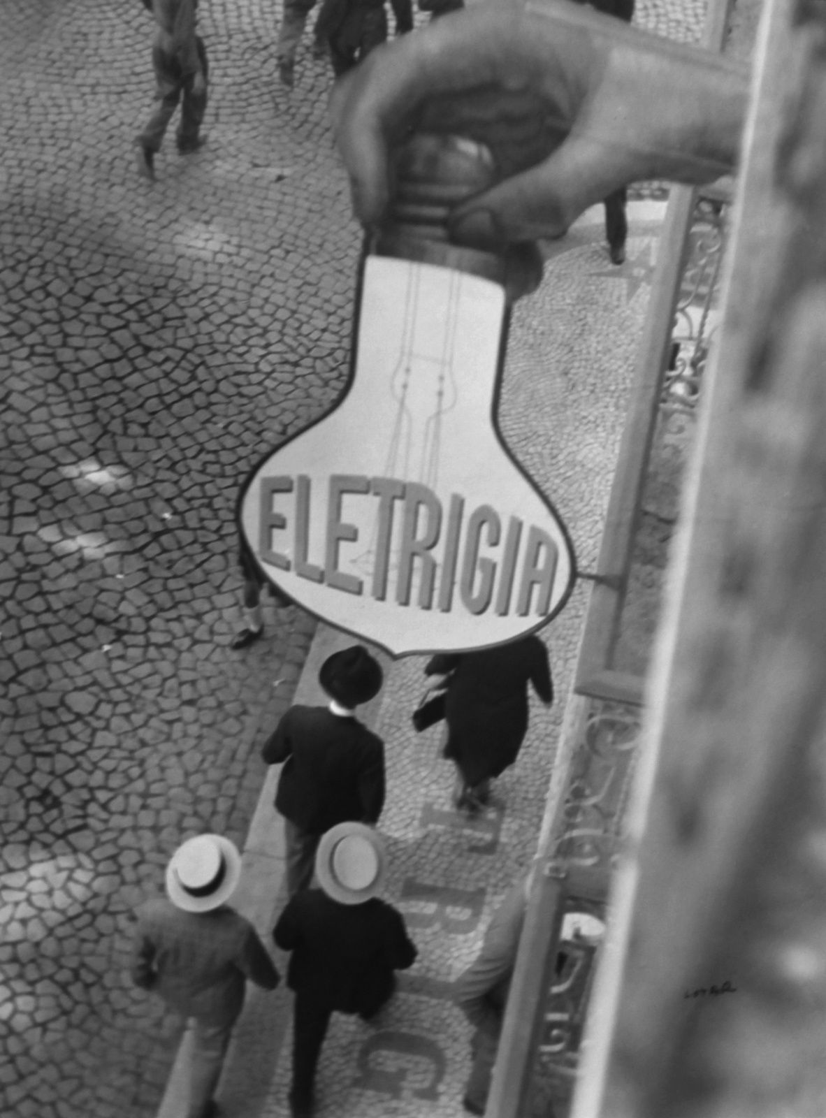 """Sans titre (Lisbonne)"", 1931 de Eli LOTAR - Courtesy Centre Pompidou, Paris © Photo Éric Simon"