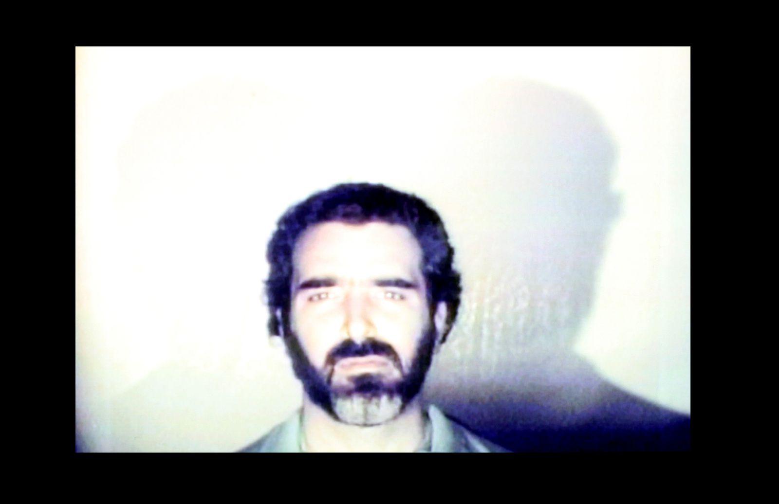 """Vidéo Couleur """"R-G-B"""", 1974 de Peter CAMPUS - Courtesy l'artiste et Cristin Tierney Gallery © Photo Éric Simon"""