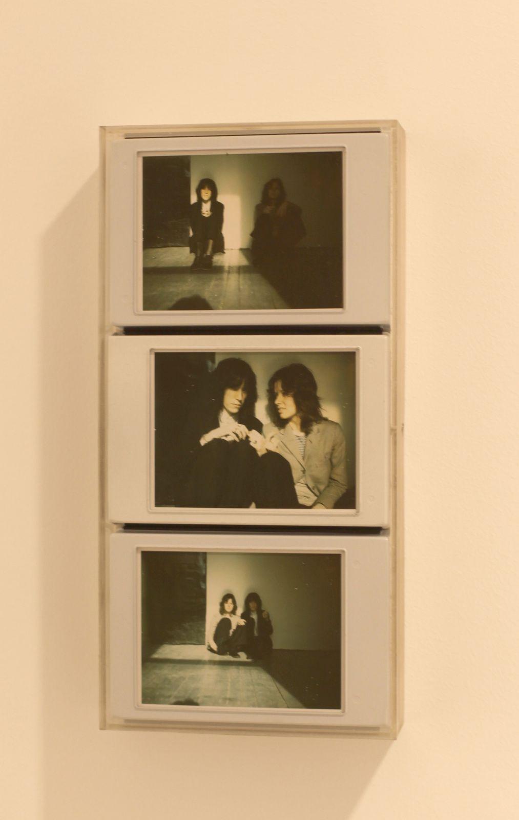 """Untitles"", 1972 de Robert MAPPLETHORPE - Courtesy Galerie Thaddaeus ROPAC © Photo Éric Simon"