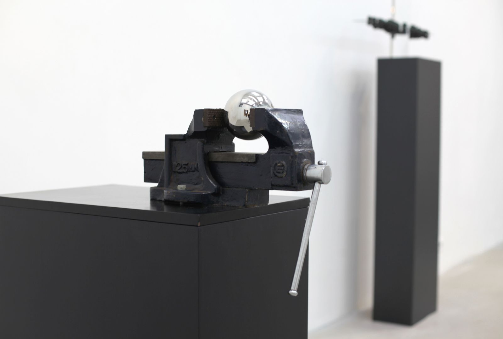 """id-od 17"", 2015 de Sunil GAWDE - Courtesy Galerie Rabouan Moussion © Photo Éric Simon"