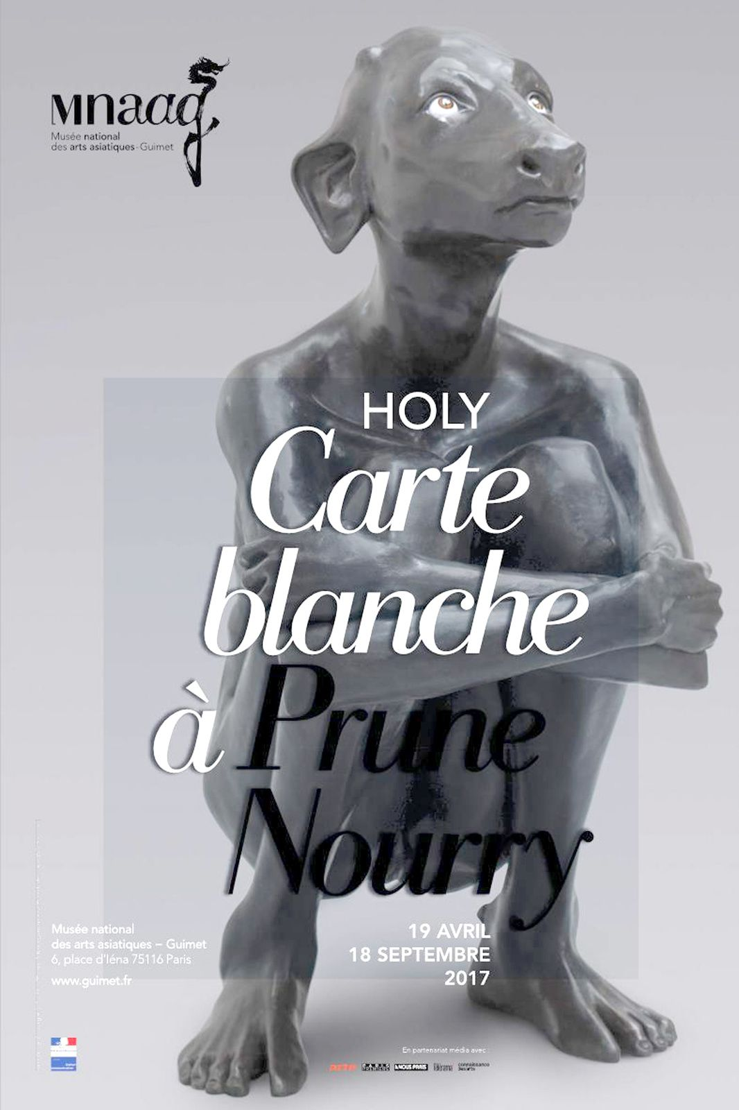 Expo Solo Show: Holy, Carte blanche à Prune NOURRY