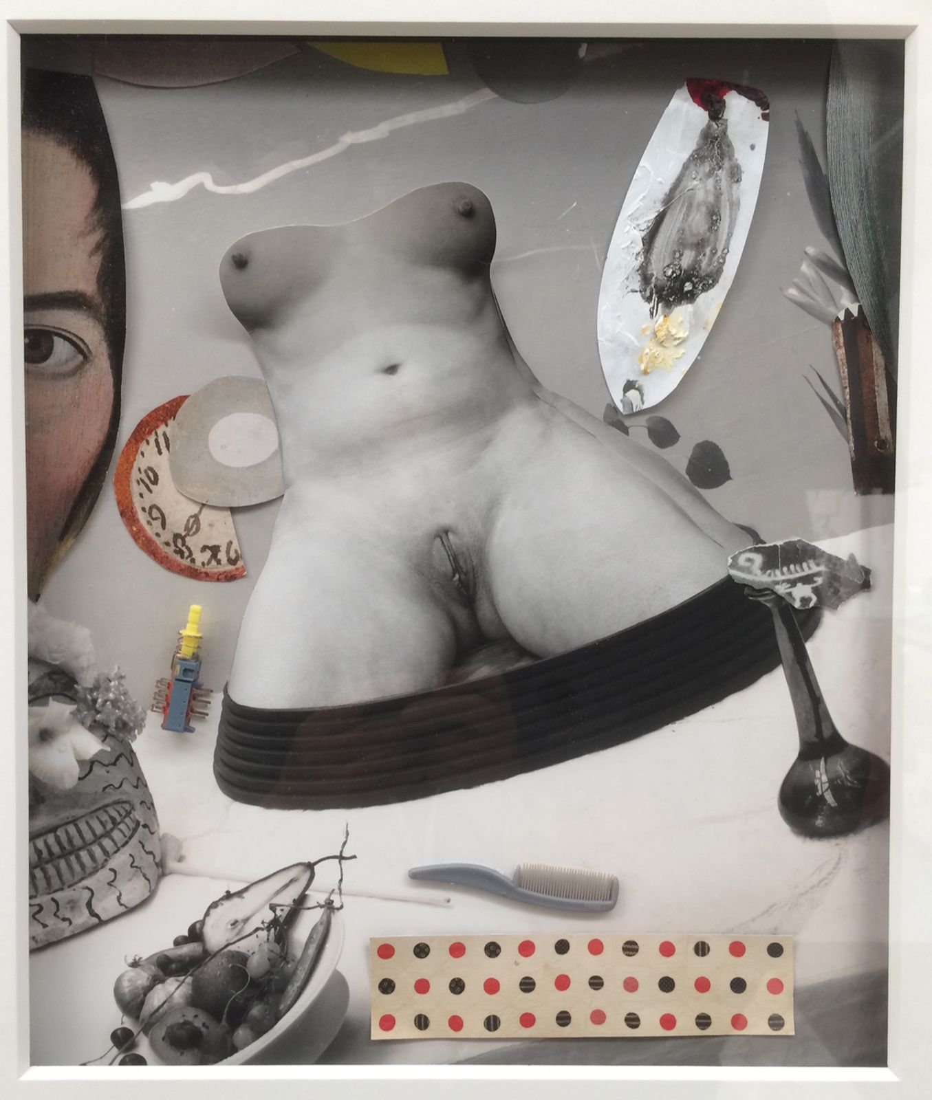 Joel-Peter Witkin - Courtesy Galerie Baudoin Lebon