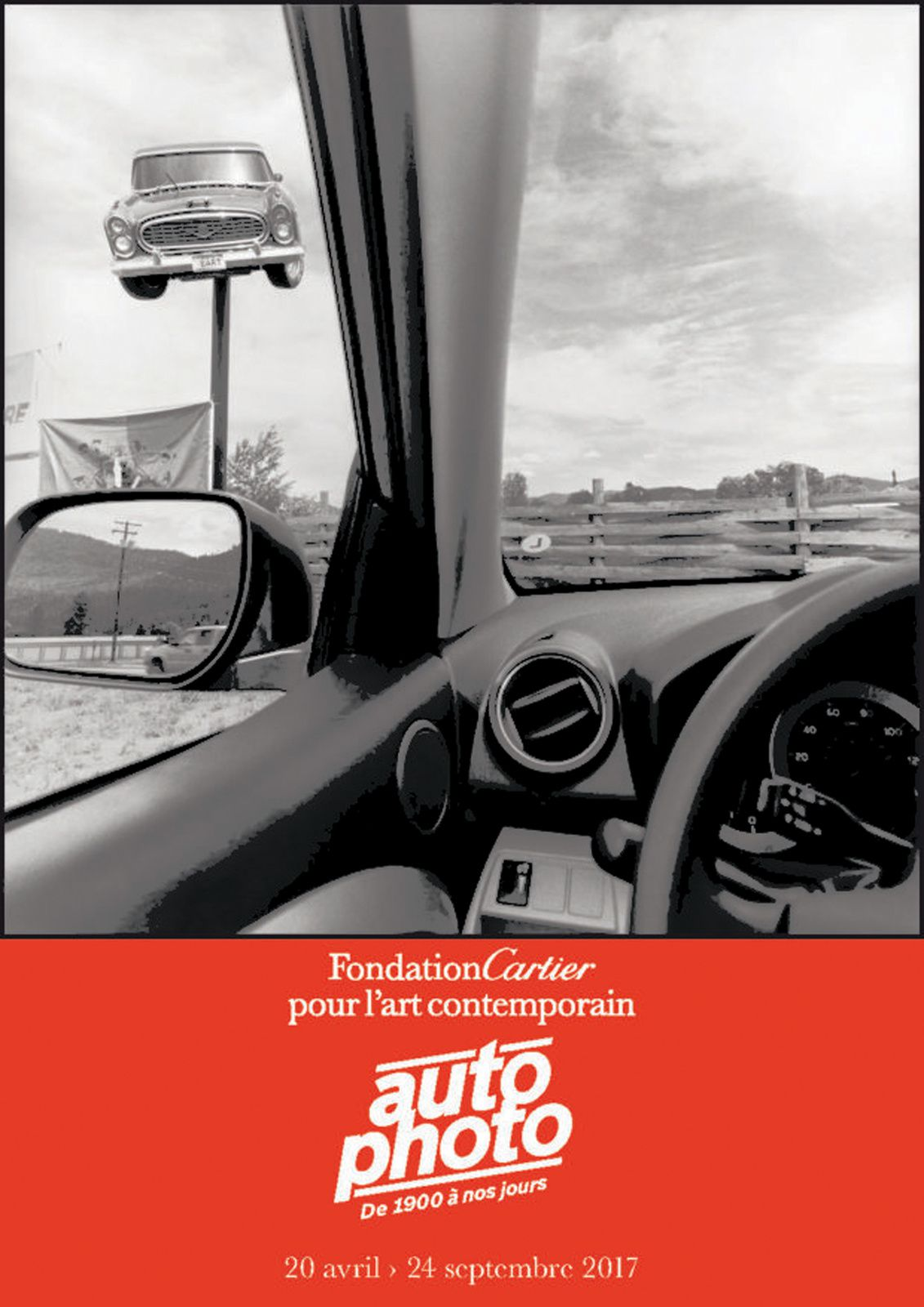 "Expo Photographie Contemporaine: ""Autophoto - Une exploration des relations entre la photographie et l'automobile, de 1900 à nos jours"""