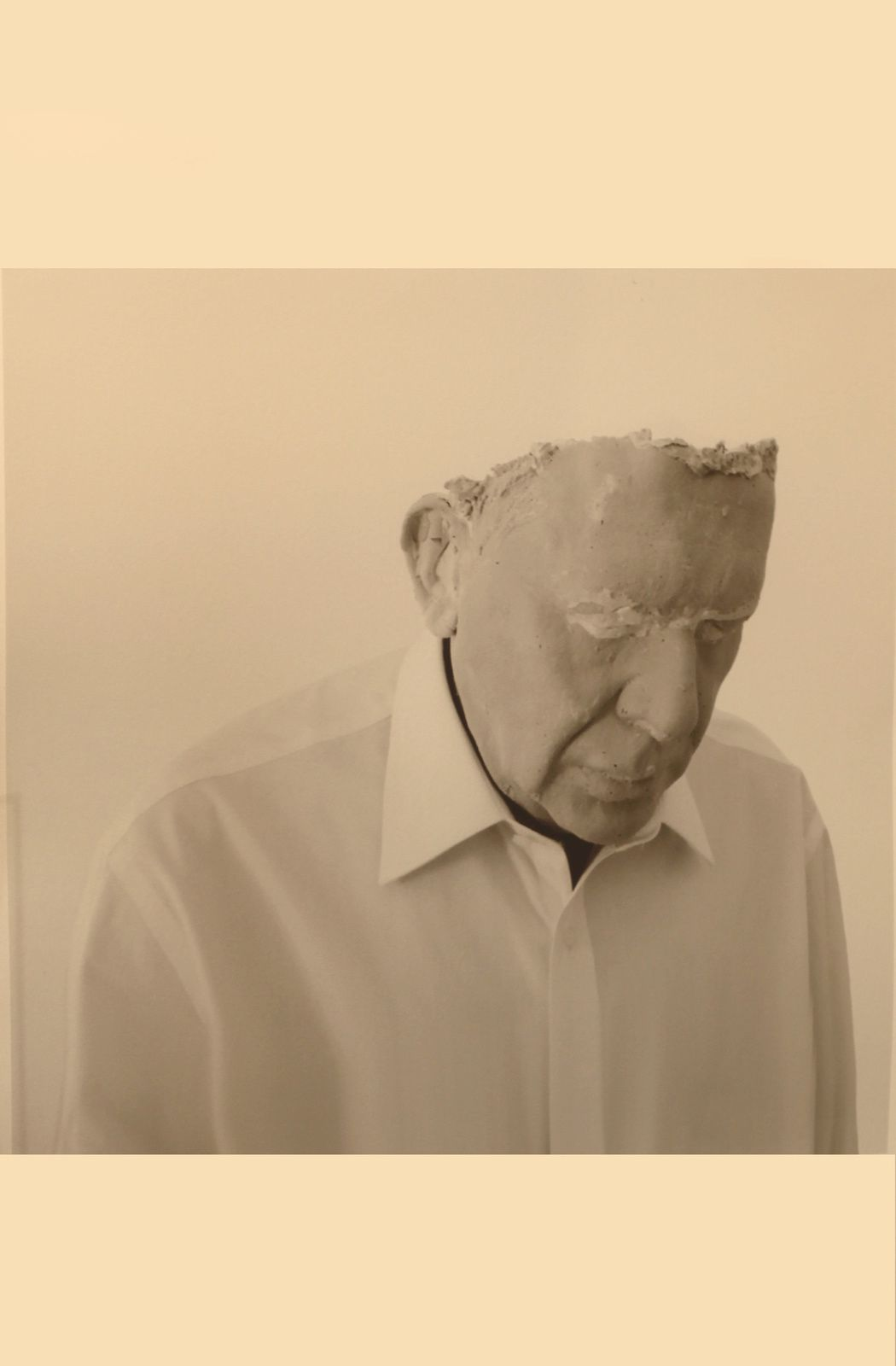 """Pinocchio"", 2006 - 2009 de Jorge MOLDER - Courtesy Galerie Bernard Bouche © Photo Éric Simon"