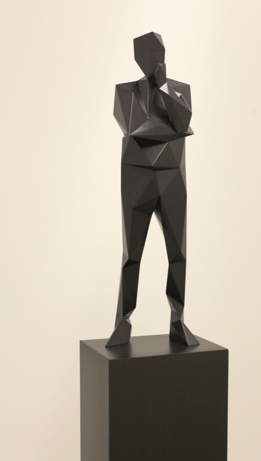 """Philippe Zdar"", 2017 de Xavier VEILHAN - Courtesy Galerie PERROTIN © Photo Éric Simon"