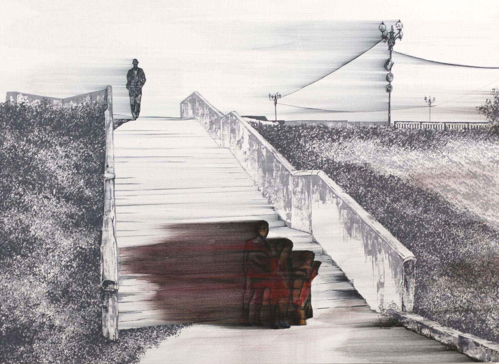 Ivan PLUSCH - Courtesy Galerie RX © Photo Éric Simon