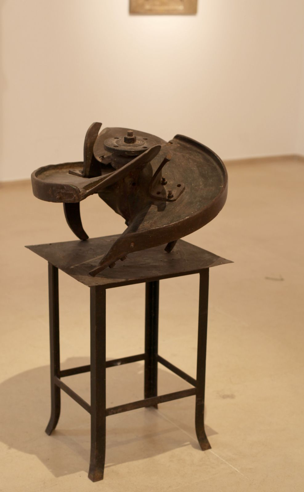 """Marte"", 1965 de Ettore COLLA  - Courtesy TORNABUONI ART Paris © Photo Éric Simon"