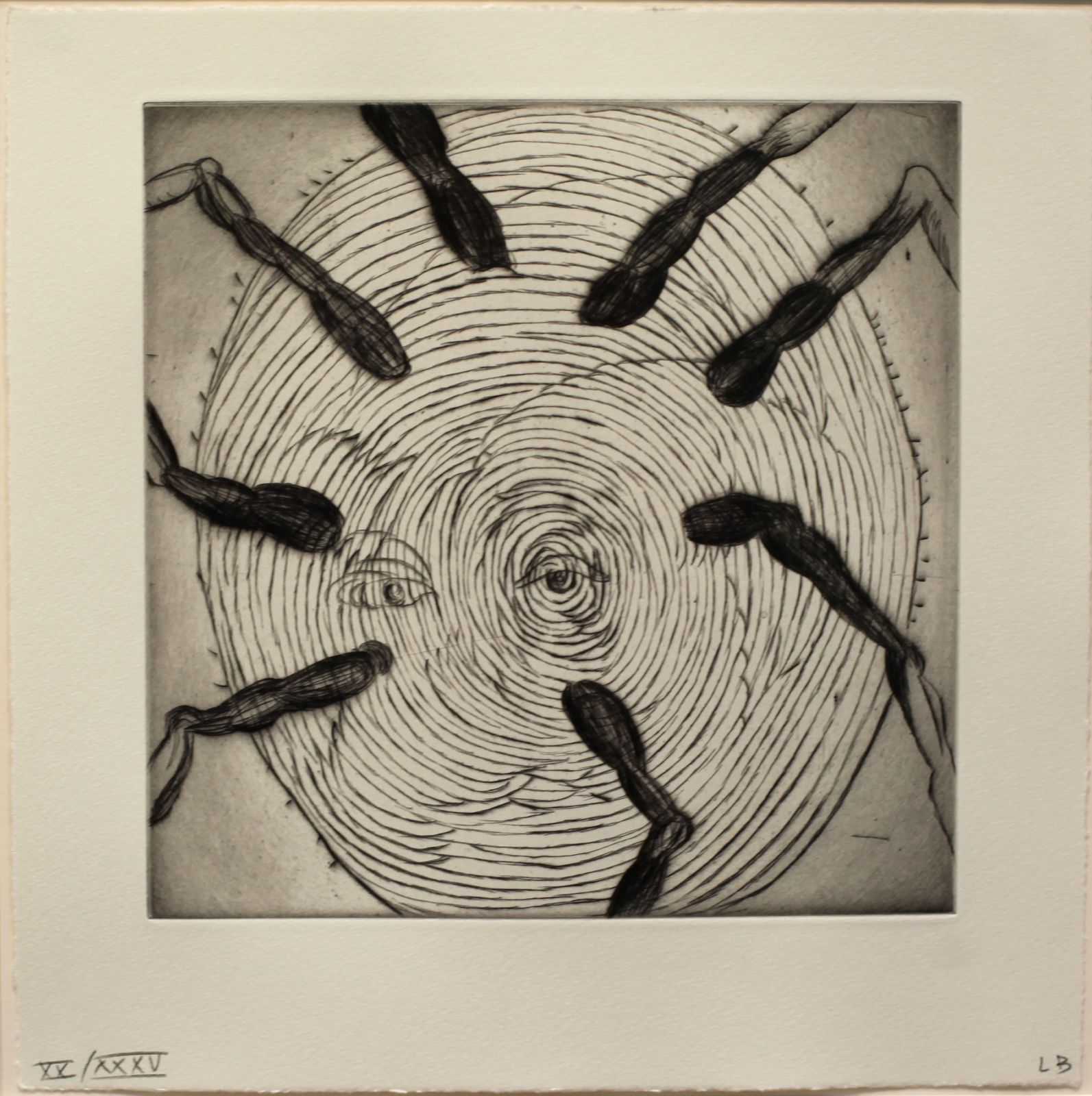"""Ode à ma Mère"", 1995 de Louise BOURGEOIS - Courtesy Galerie Karsten Greve © Photo Éric Simon"