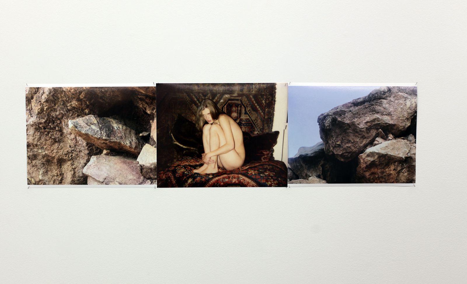 """Oman, Malgosia on Sigmund Freund"", 2008-2016 de Juergen TELLER - Courtesy SUZANNE TARASIEVE © Photo Éric Simon"