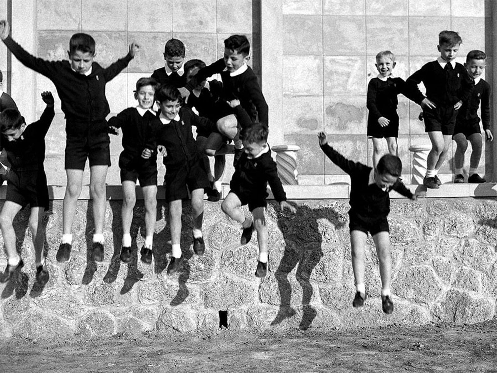 """""""Série Gente dell'Emilia"""", 1957 de Nino Migliori - Courtesy Fondation Nino Migliori à Bologne"""