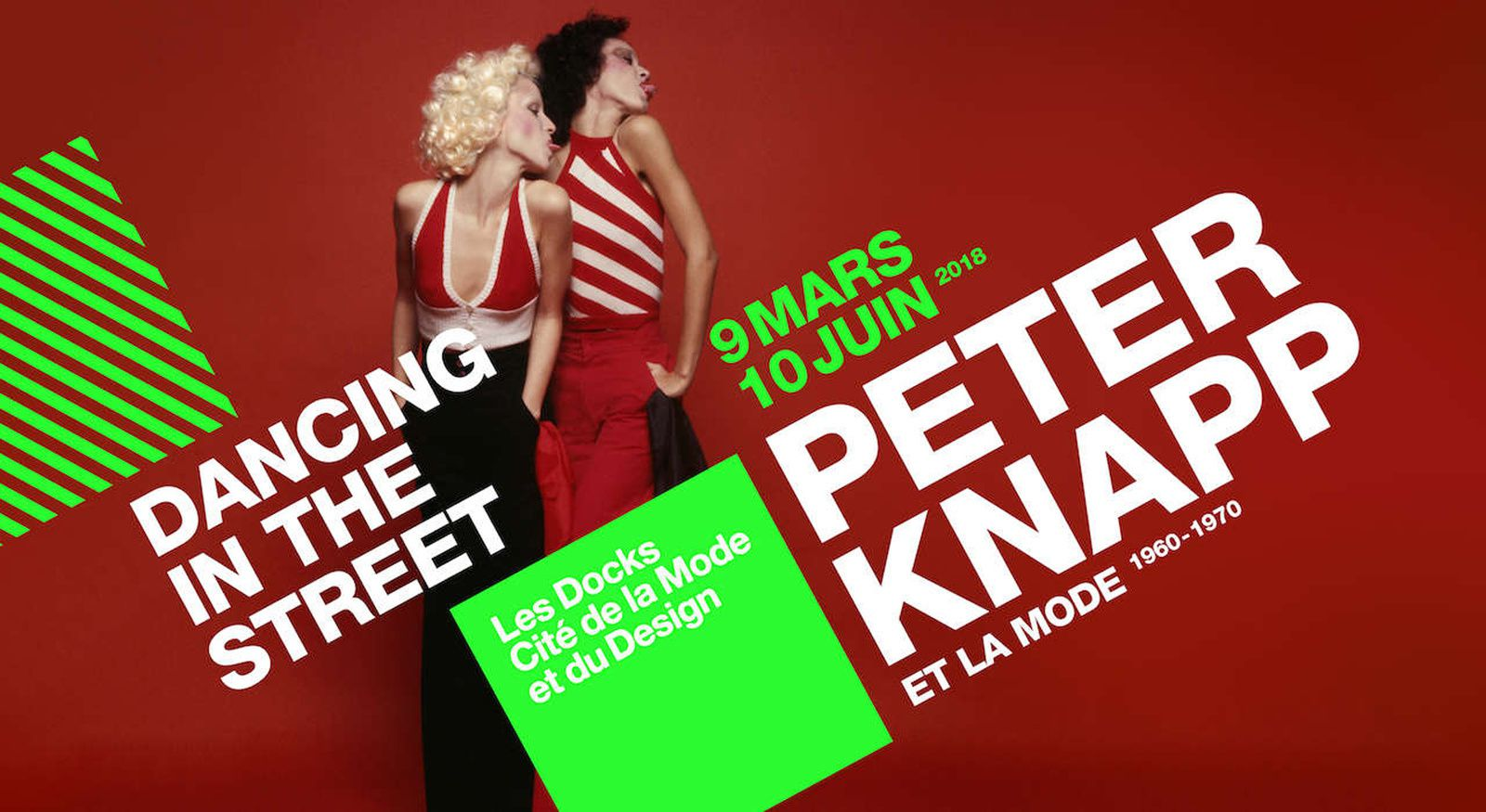 Exposition Photographie Contemporaine: Dancing in the Street :