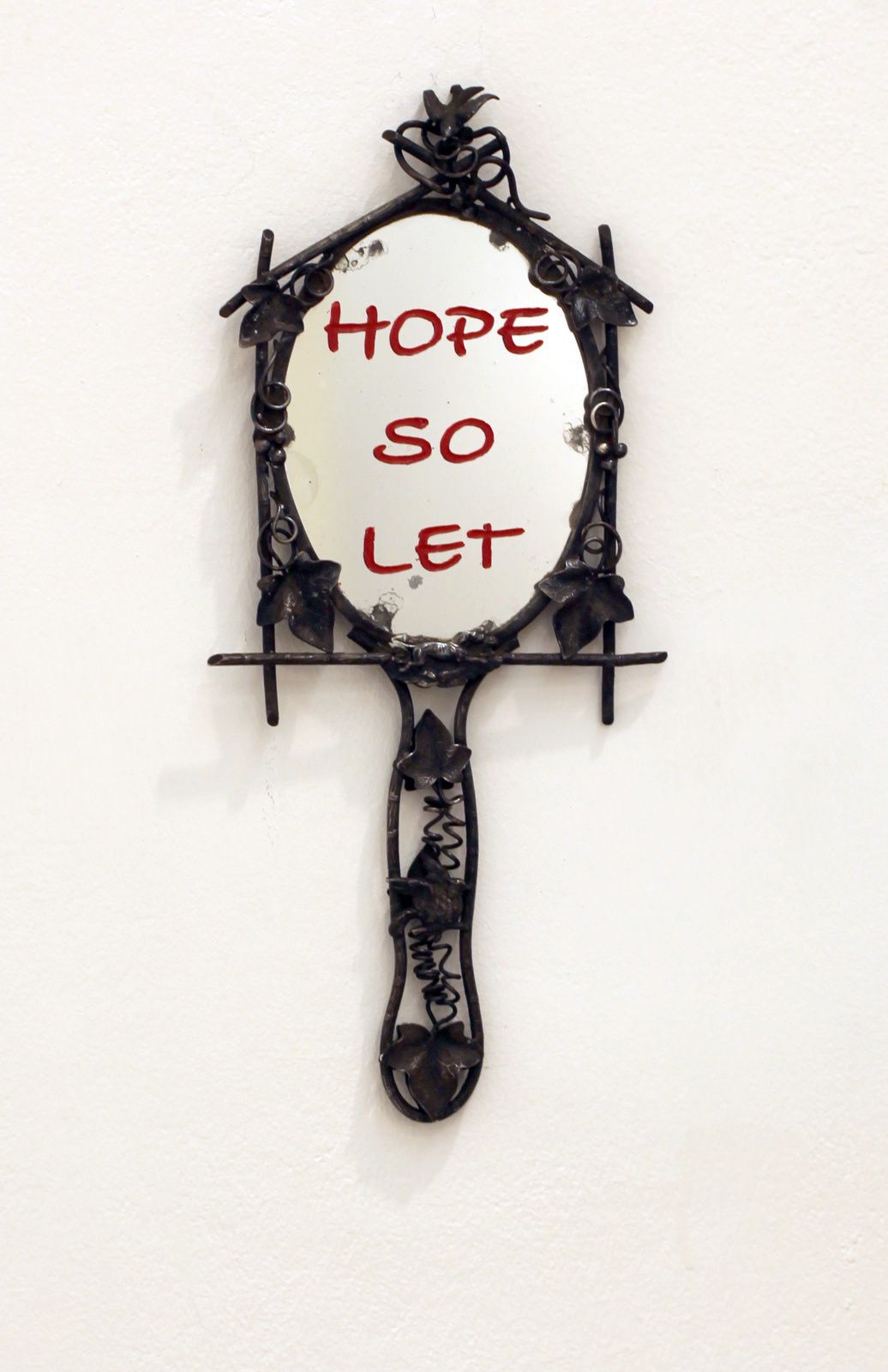 """Hope so let"", 2018 de Charles DREYFUS - Courtesy de l'artiste et la Galerie Lara Vincy © Photo Éric Simon"