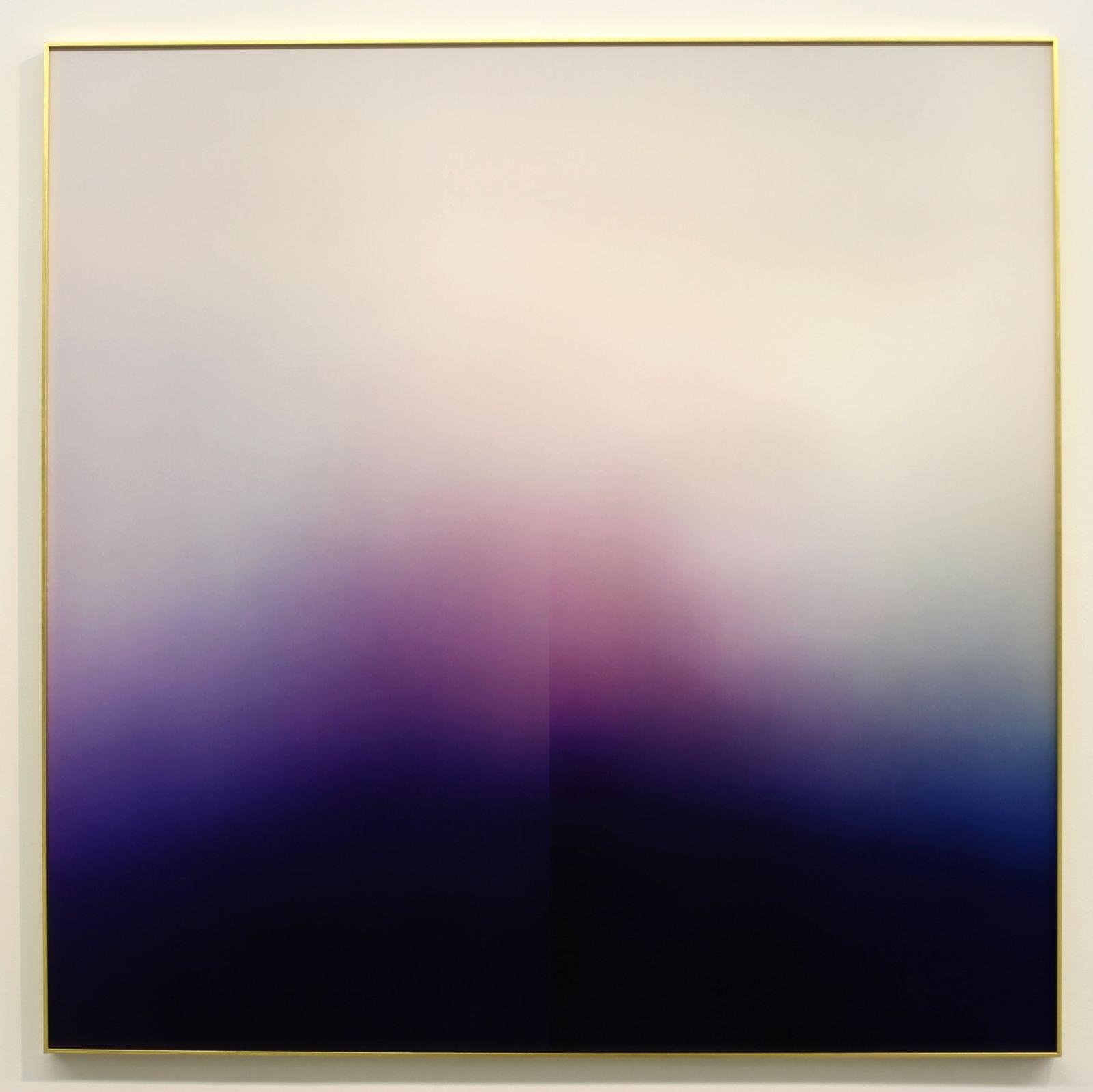 """""""Rayon"""", 2018 de Thomas DEVAUX - Courtesy Galerie Bertrand Grimont  © Photo Éric Simon"""