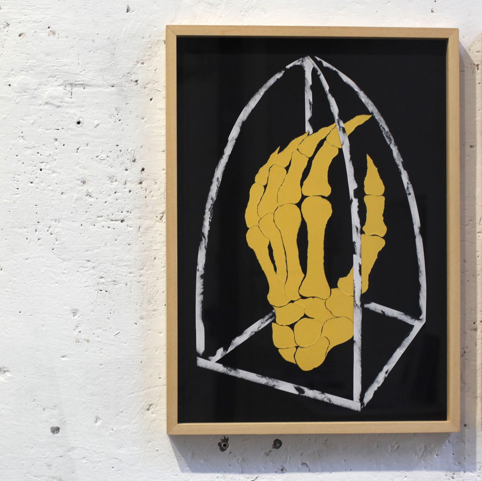 """""""Orphan Hand"""", 2018 de Julien LANGENDORFF - Courtesy de l'Ariste © Photo Éric Simon"""
