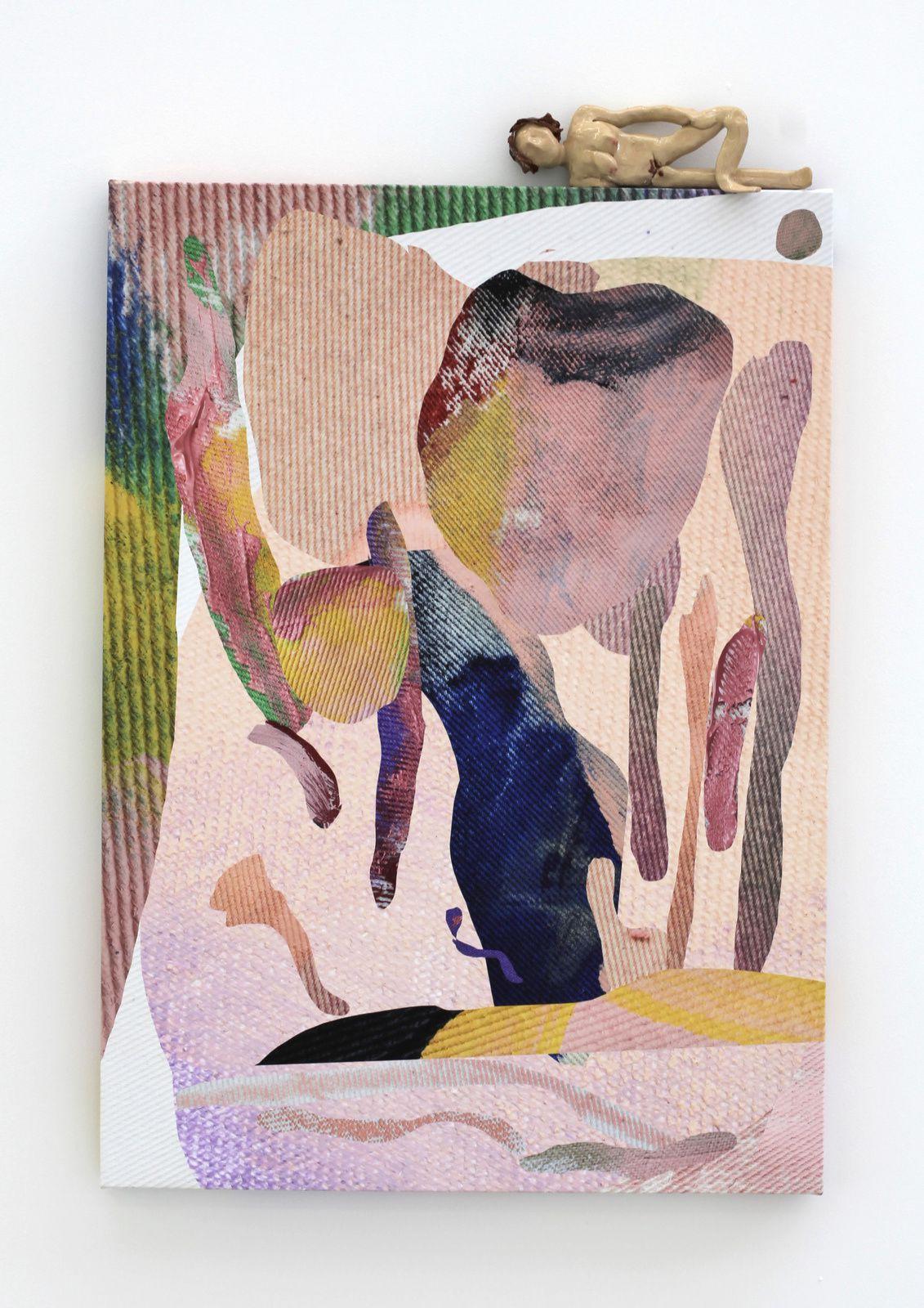 """""""Mary Miller"""", 2018 de Rachel de JOODE - Courtesy Galerie Christophe Gaillard © Photo Éric Simon"""