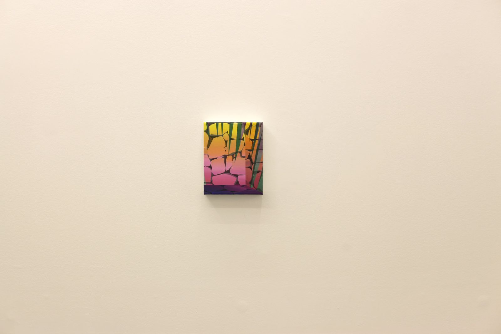 """Burning desire"", 2018 d'Amélie BERTRAND - Courtesy Galerie Semiose © Photo Éric Simon"