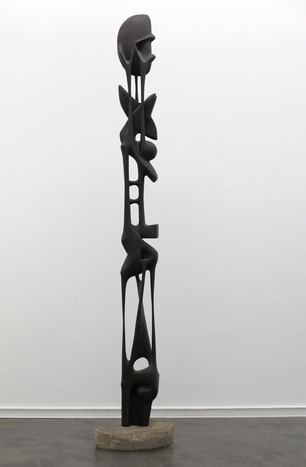 """""""Sans titre"""", 1960 de Agustin CÀRDENAS - Courtesy Galerie MITTERRAND © Photo Éric Simon"""