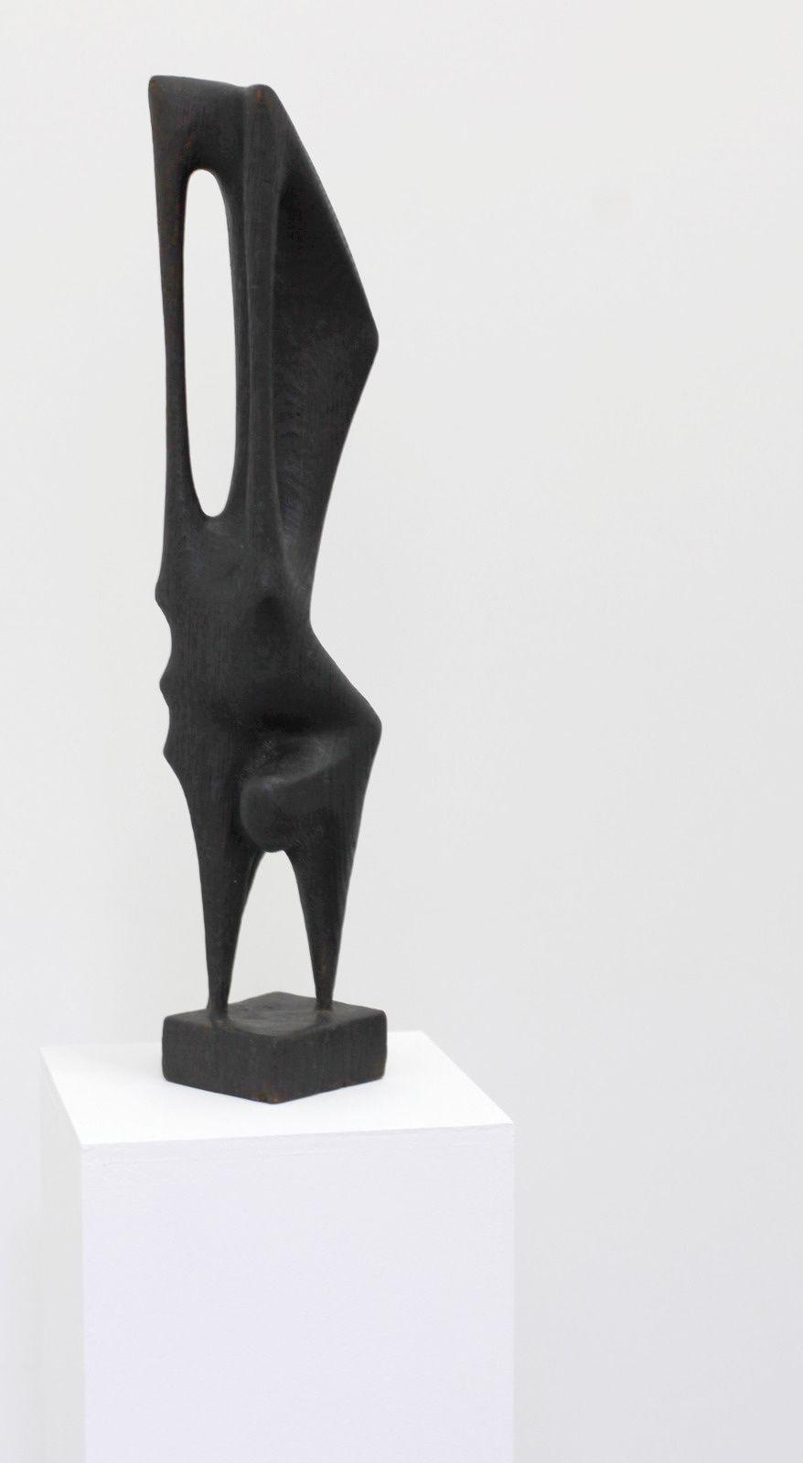 """Repos"", 1960 de Agustin CÀRDENAS - Courtesy Galerie MITTERRAND © Photo Éric Simon"