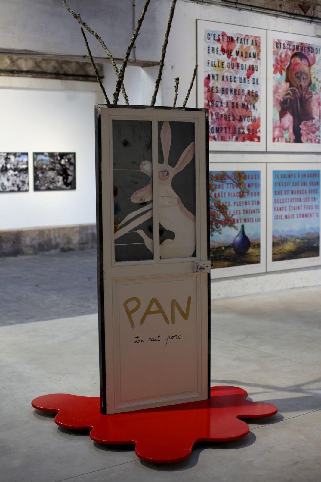 Exposition Collective Contemporaine : Imagetexte 5