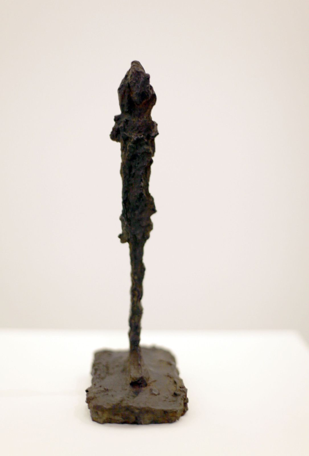 """Figurine"", vers 1956 de Alberto Giacometti - Courtesy Fondation Giacometti, Paris  © Photo Éric Simon"