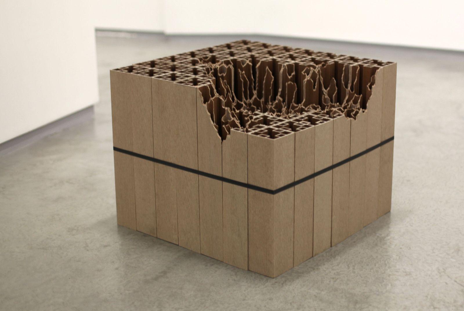 """""""Sans titre"""", 2017 de Vincent MAUGER - Courtesy Galerie Bertrand Grimont © photo Éric Simon"""