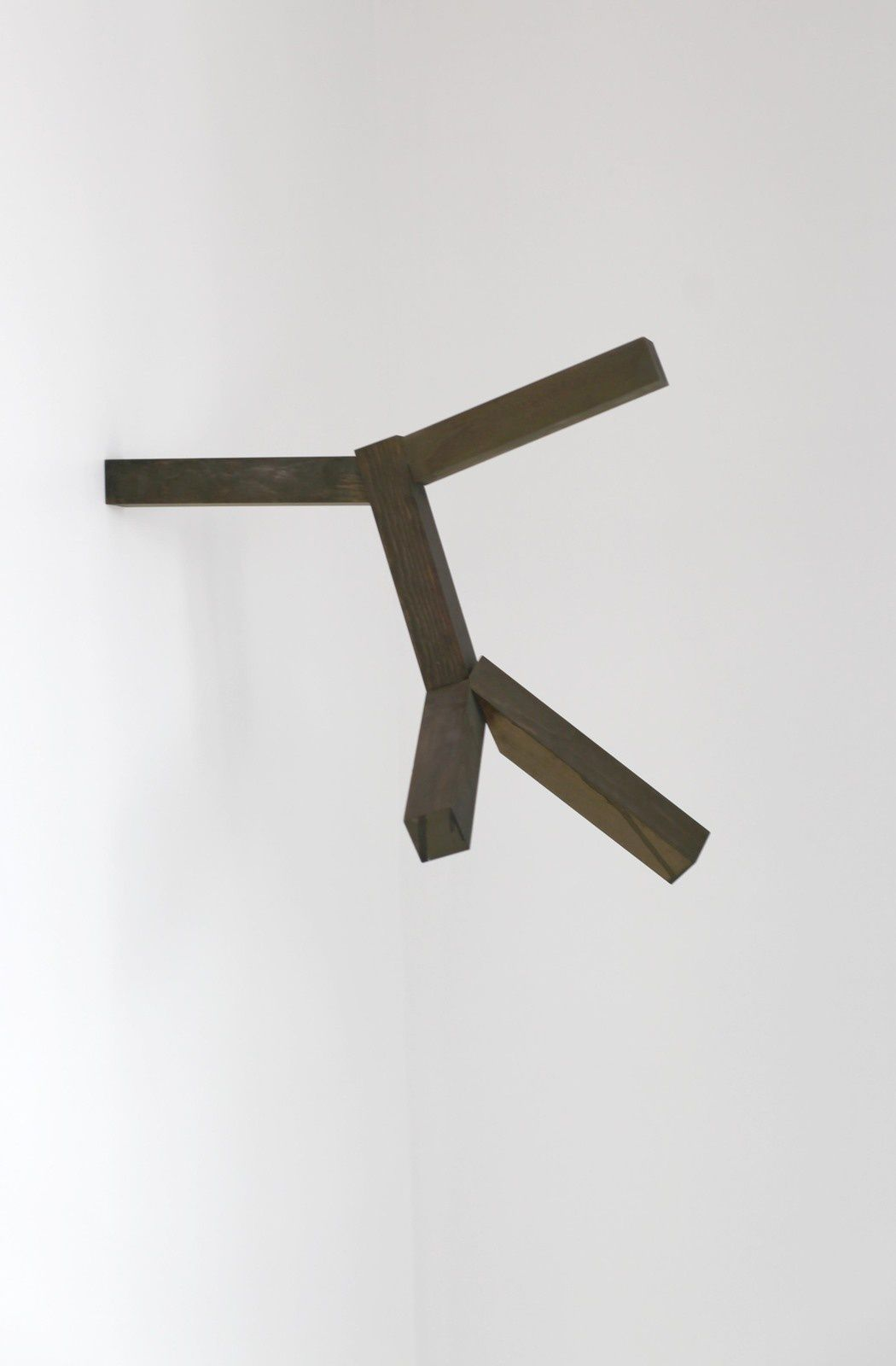 """Sans titre"", 1998 de Joël SHAPIRO - Courtesy Galerie Karsten Greve © Photo Éric Simon"