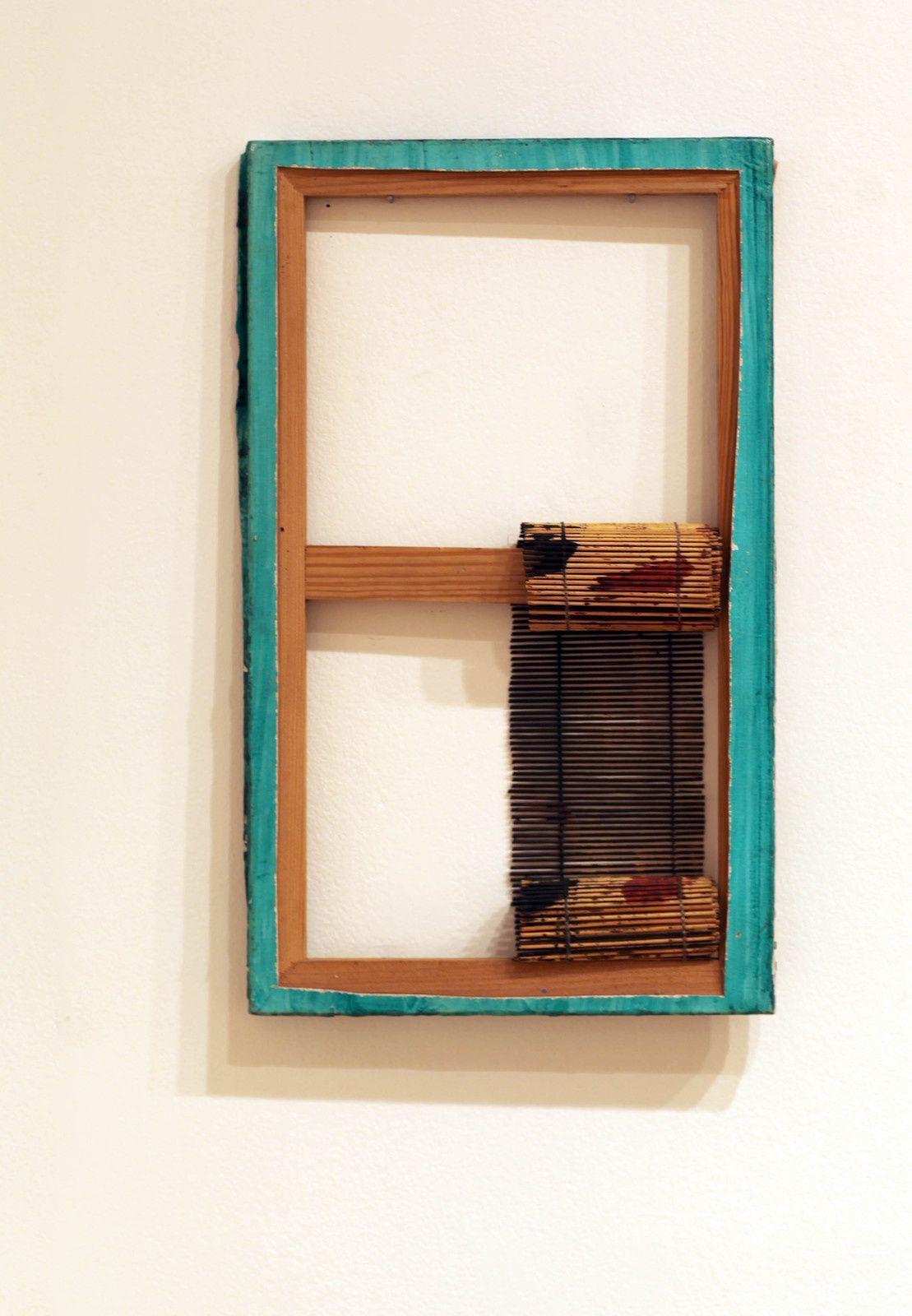 """""""Espace à demi-déroulé n°1"""", 2016 de Daniel deuleuze - Courtesy Galerie Templon © Photo Éric Simon"""