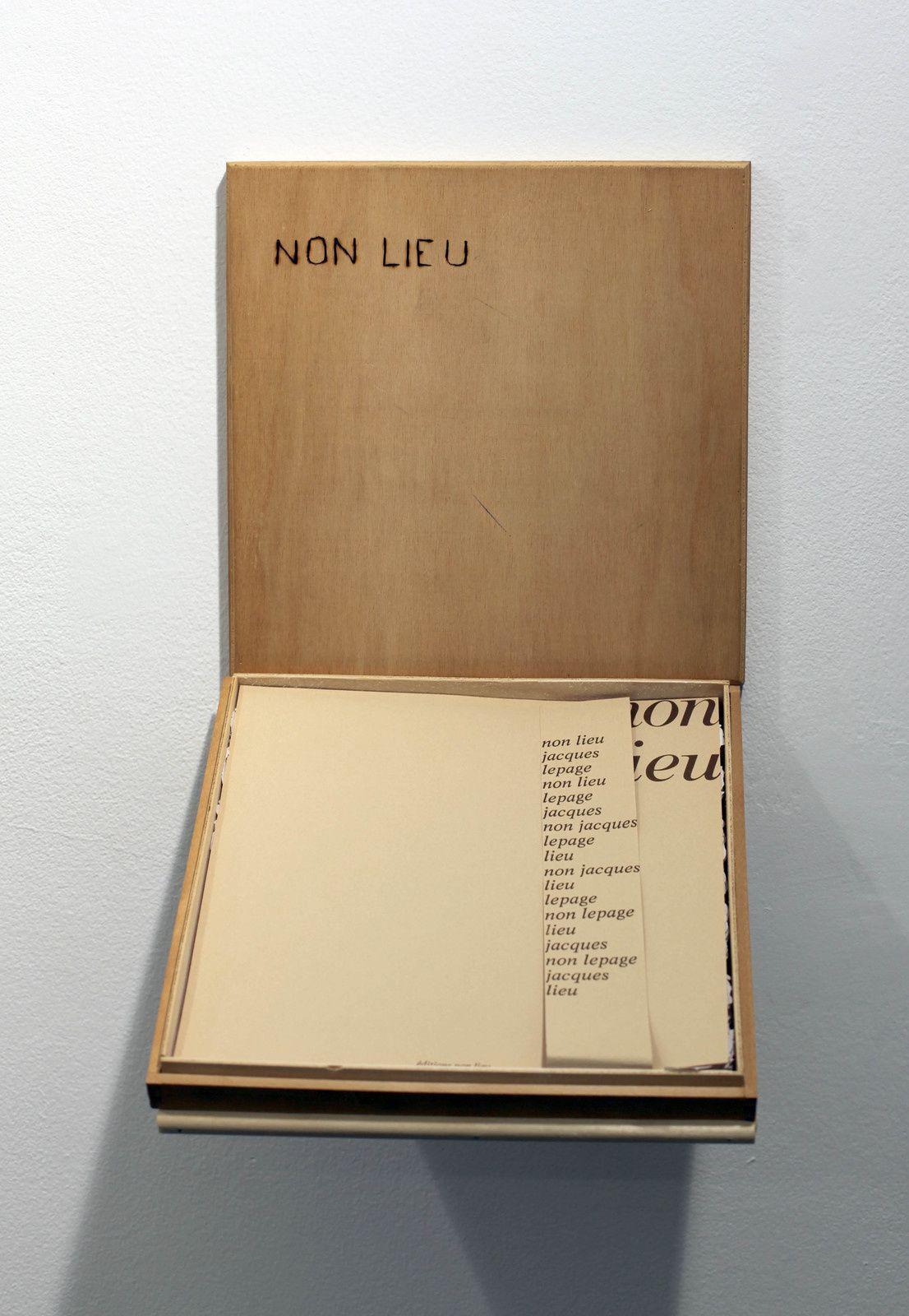 - Courtesy Galerie Ceysson & Bénétière © Photo Éric Simon