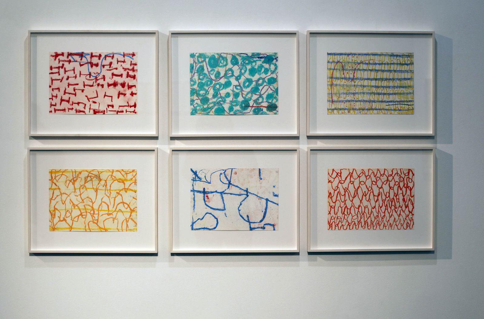 """""""Sans titre"""", 1996 de Hanns SCHIMANSKY - Courtesy Galerie Jeanne Bucher Jaeger © Photo Éric Simon"""