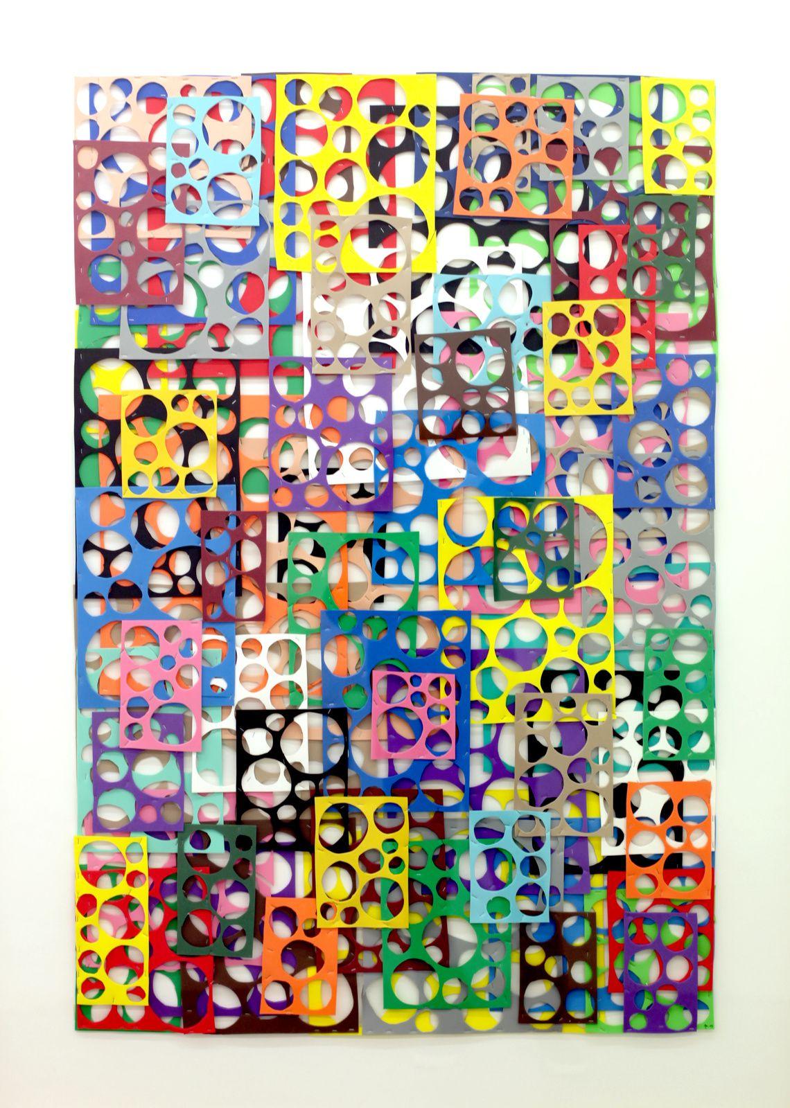 """""""Rersten"""", 2009 de Beat ZODERER - Courtesy Galerie Semiose  © Photo Éric Simon"""
