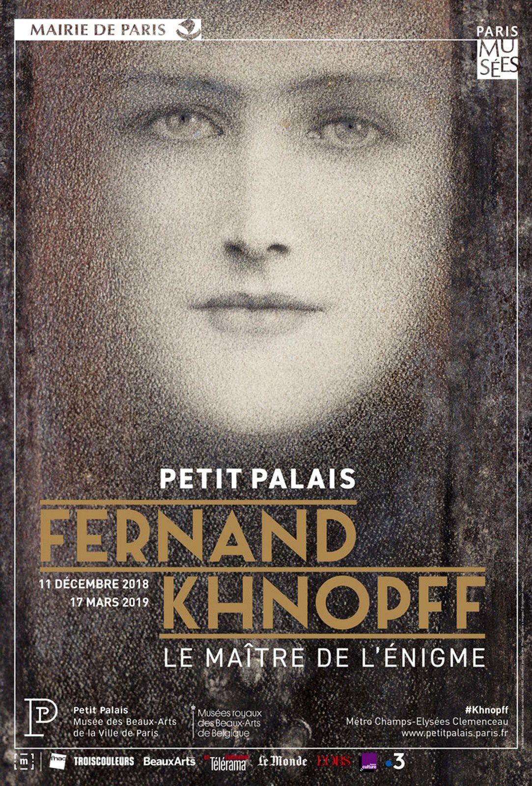 Exposition Artsites du XIXème Siècle: Fernand Khnopff «Le maître de l'énigme»