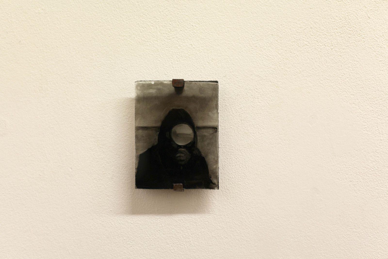 """""""Sans titre"""", 2019 de Lenny RÉBÉRÉ - Courtesy de l'artiste et la Galerie Isabelle Gounod © Photo Éric Simon"""