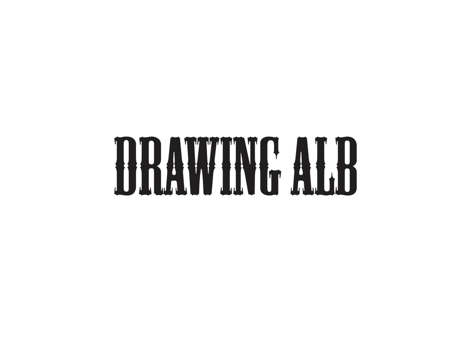 Exposition Collective Dessin Contemporain: DRAWING ALB