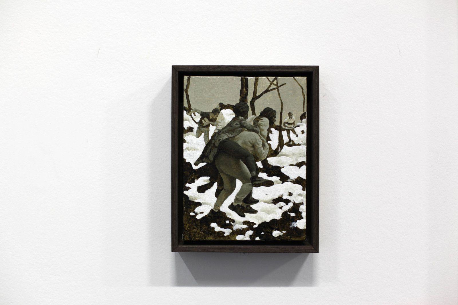 """""""Sans titre"""", 2019 de Guillaume BRESSON - Courtesy Galerie Nathalie Obadia © Photo Éric Simon"""