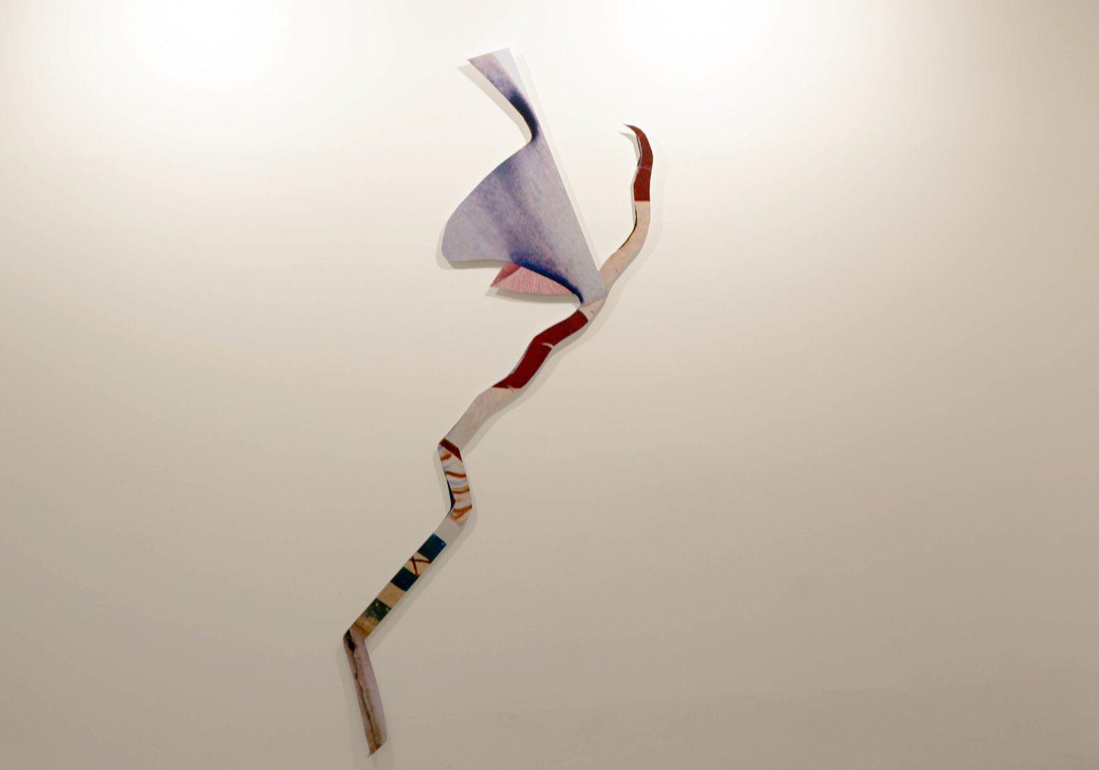"""""""Flower #2"""", 2019 de Éléonore FALSE - Courtesy VNH Gallery © Photo Éric Simon"""