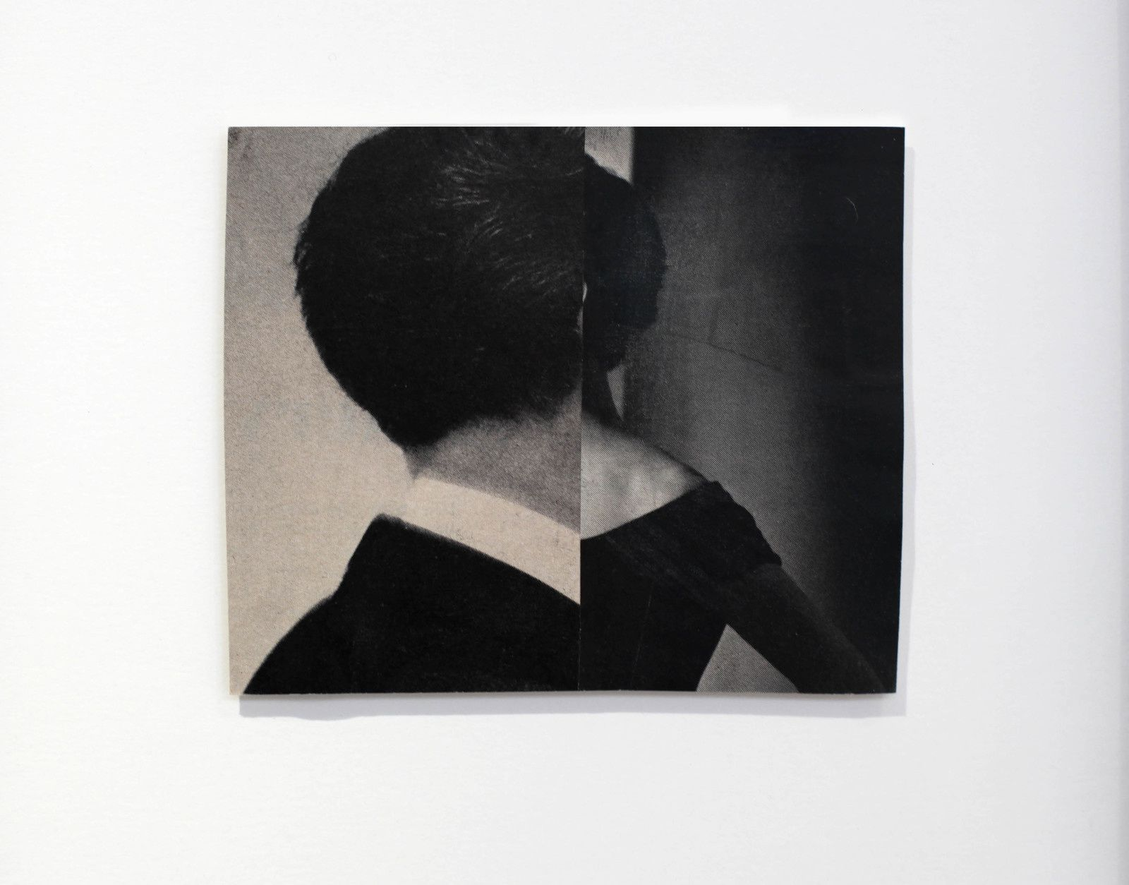 """""""Love me tender 97"""", 2018 de Katrien DE BLAUWER - Courtesy de l'artiste et la Galerie les filles du Calvaire © Photo Éric Simon"""