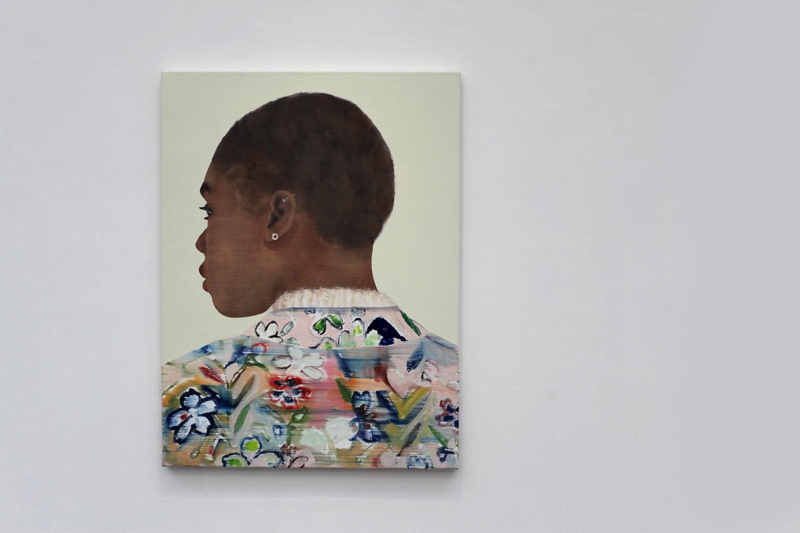 """""""6080182"""", 2018 de Katinka LAMPE - Courtesy de l'artiste et la Galerie les filles du Calvaire © Photo Éric Simon"""
