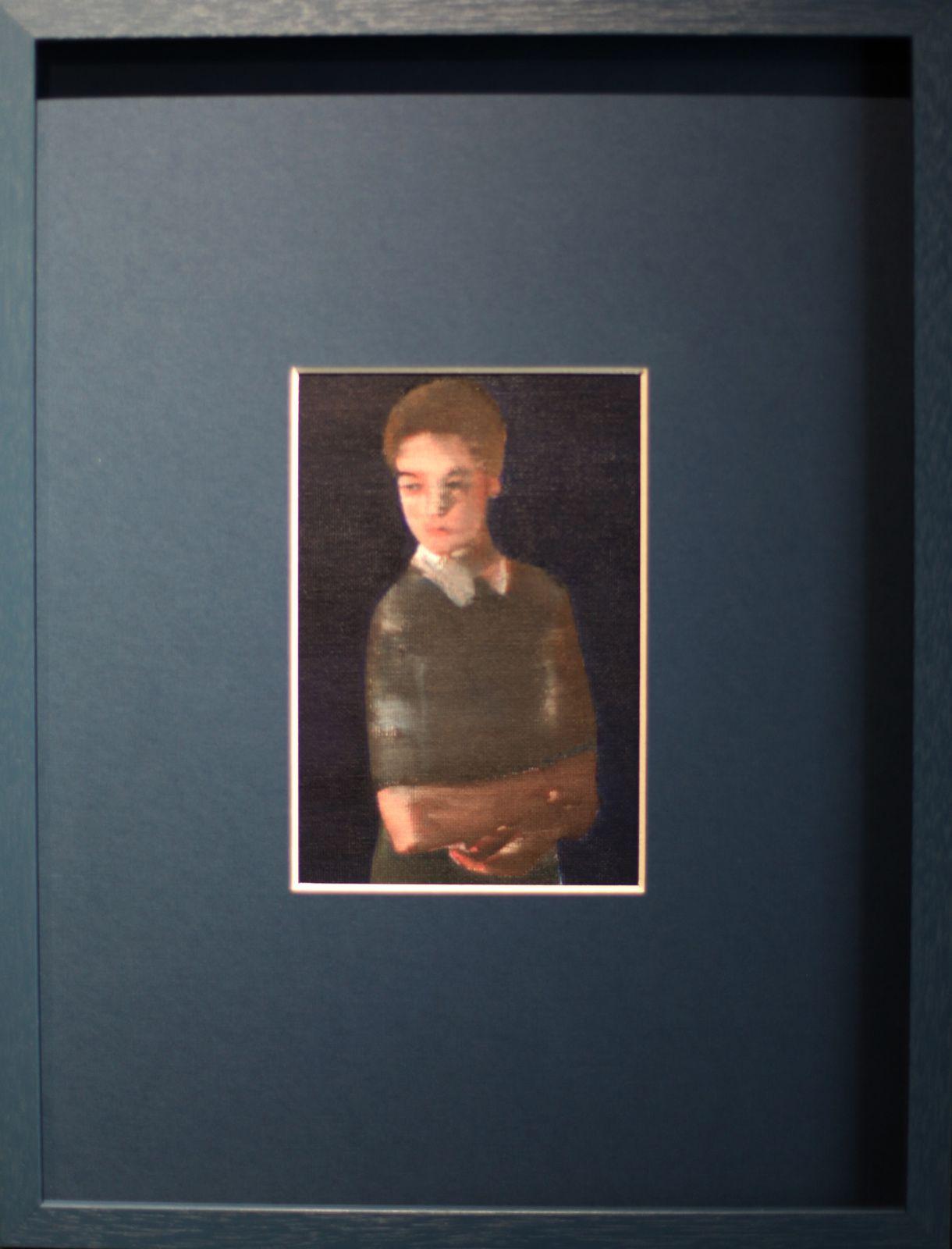 """""""01117178"""", 2017 de Katinka LAMPE - Courtesy de l'artiste et la Galerie les filles du Calvaire © Photo Éric Simon"""