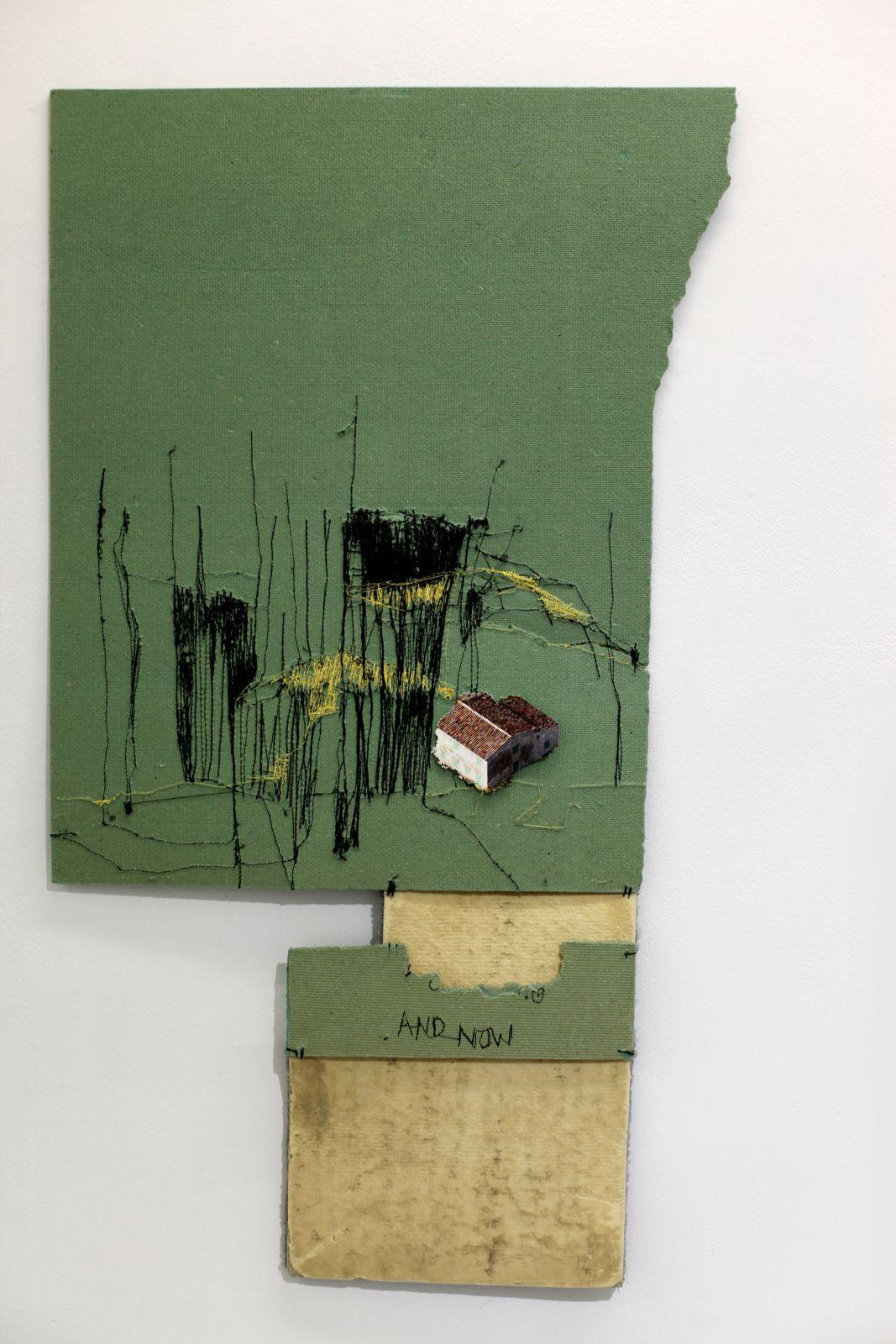 """""""Sans titre"""", 2019 de Cathryn BOCH - Courtesy Galerie Papillon © Photo Éric Simon"""