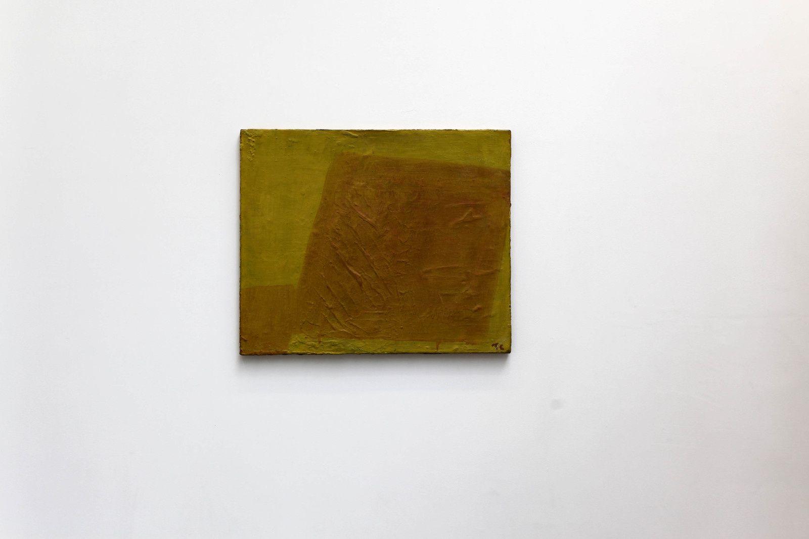 Pierre TAL COAT - Courtesy Galerie Christophe Gaillard © Photo Éric Simon
