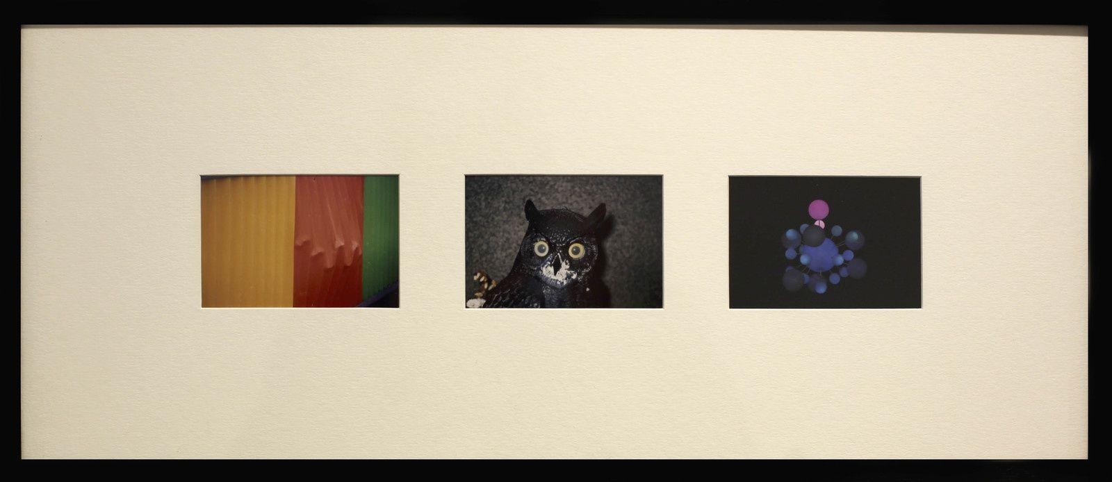"""""""Scénario fantôme 56"""", 2008 de Virginie YASSEF - Courtesy de l'artiste et la Galerie Georges-Philippe & Nathalie Vallois © Photo Éric Simon"""