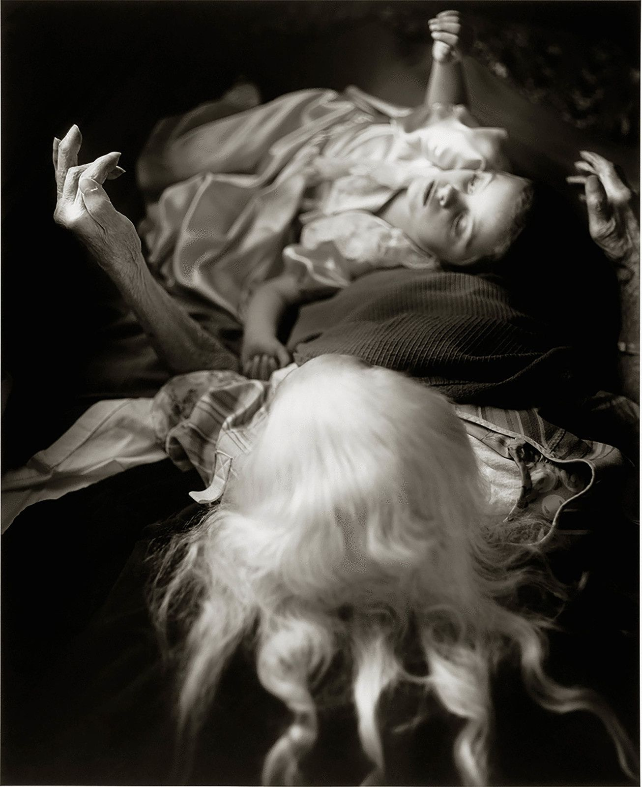 """The Two Virginias #4"", 1991 de Sally MANN - Private collection. © Sally Mann"